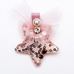 Pink Stella Hair clip - for all kids